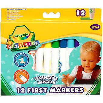 Crayola 12 Washable Markers