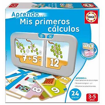 Educa My First learn Calculos (Toys , Educative And Creative , Mathematics)