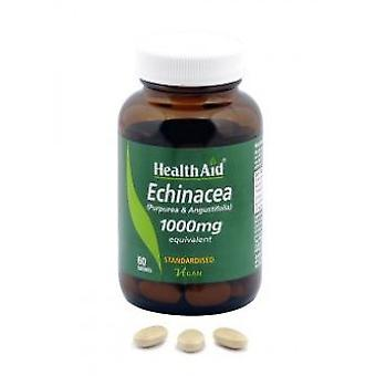 Health Aid Echinacea Blend Combination Of Echinaceas 60Comp.