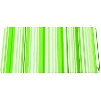 Green Stripe Designer Placemat by Guzzini