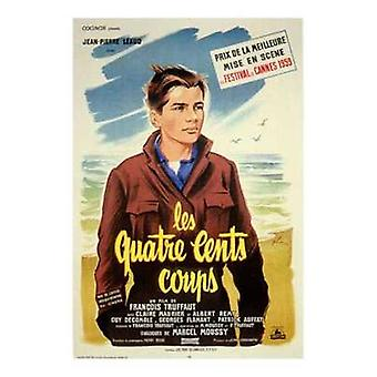 400 Blows Movie Poster (11 x 17)