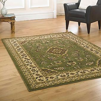 Sherborne Traditional Rugs In Green