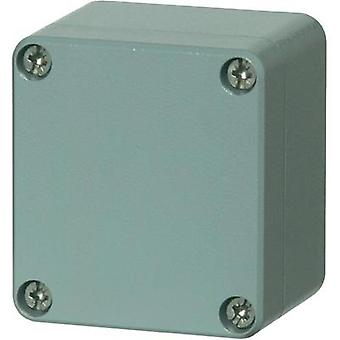 Universal enclosure 163 x 162 x 91 Aluminium Silver-grey (RAL 7001, powder-coated) Fibox ALN 161609 1 pc(s)