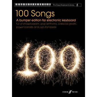 Easy Keyboard Library100 Songs by Various
