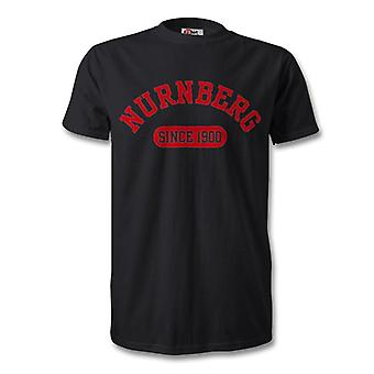 Nurnberg 1900 Established Football T-Shirt