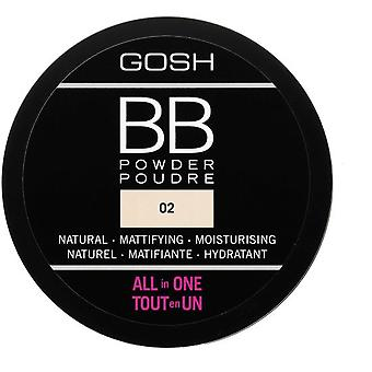Gosh Copenhagen Bb Powder (Woman , Makeup , Face , BB Creams)
