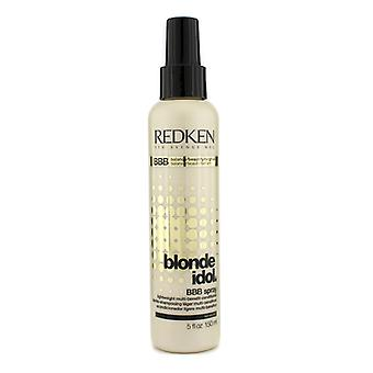 Redken Blonde Idol BBB Spray lichtgewicht multi voordeel Conditioner (voor mooie Blonde haren) 150 ml/5 oz