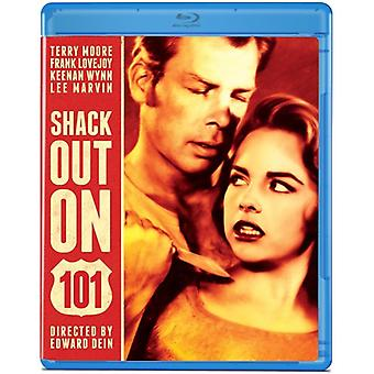 Shack Out on 101 (1955) [BLU-RAY] USA import