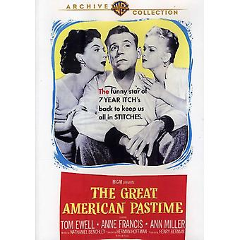Great American Pastime (1956) [DVD] USA import