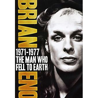 Brian Eno - 1971-77: The Man Who Fell to Earth [DVD] USA import