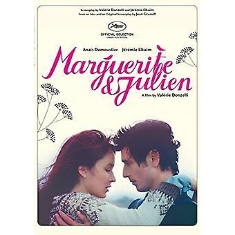Marguerite & Julien [DVD] USA import