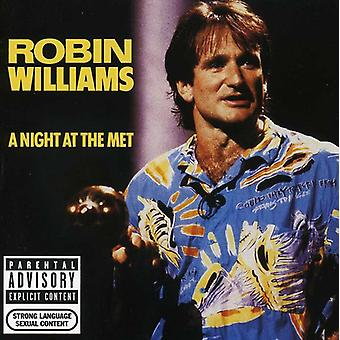 Robin Williams - Night at the Met [CD] USA import