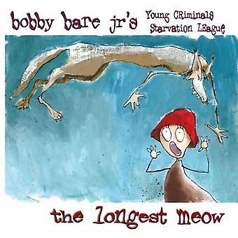 Bobby Bare Jr. - Longest Meow [CD] USA import