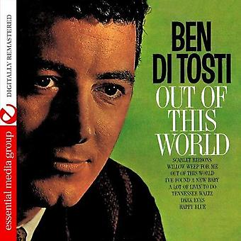 Ben Ditosti - Out of This World [CD] USA import