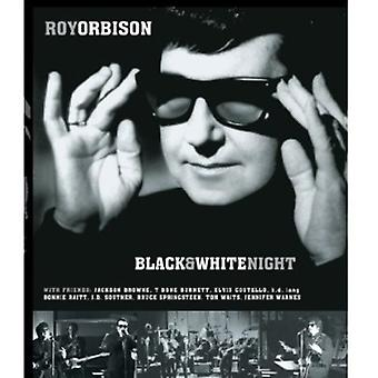 Roy Orbison - svart & White Night [DVD] USA import