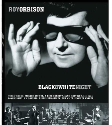 Roy Orbison - Black & White Night [DVD] USA import