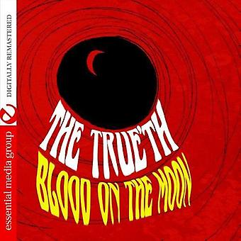 True'th - Blood on the Moon (Johnny Kitchen Presents the Tru [CD] USA import