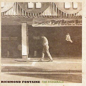 Richmond Fontaine - Fitzgerald [CD] USA importerer