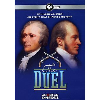 Duel [DVD] USA import