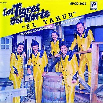 Los Tigres Del Norte - El Tahur [CD] USA importerer
