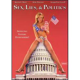 Sex Lies & politik [DVD] USA importerer