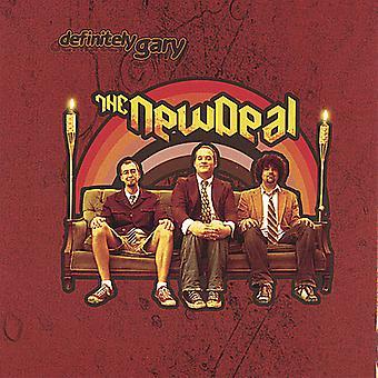 Definitivt Gary - New Deal [CD] USA import