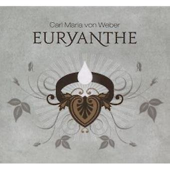 C.M. Von Weber - Carl Maria Von Weber: Importación de USA de Euryanthe [CD]