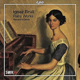 I. Brull - Ignaz Br Ll: Piano Works [CD] USA import