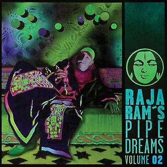 Raja Ram fromme ønsker - Vol. 2-Raja Ram fromme ønsker [CD] USA importerer