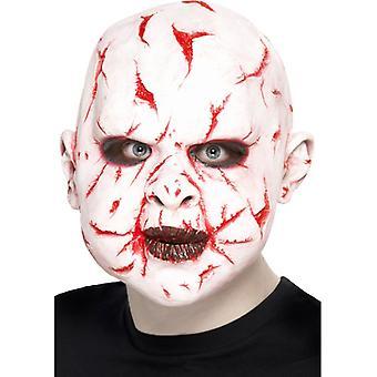 Cuts Halloween face mask