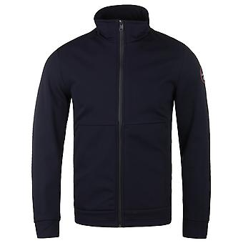 Napapijri Addis Navy Soft Shell Jakke