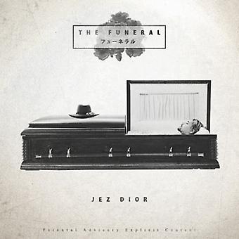 Jez Dior - The begravelse [CD] USA import