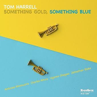 Tom Harrell - Something Gold Something Blue [CD] USA import