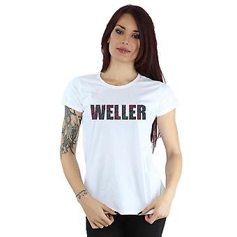 Paul Weller Women's Paisley Logo 2 T-Shirt