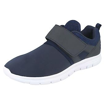 Mens Airtech Cross Strap Trainers Rebel