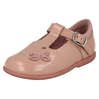 Girls Startrite Formal T-Bar Shoes Pixie
