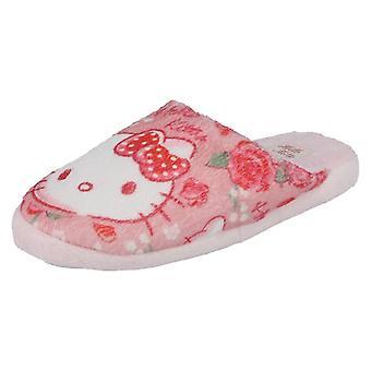 Girls Hello Kitty Slippers HK93657