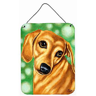 The Eyes Have It Dachshund Wall or Door Hanging Prints