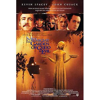 Midnight in the Garden of Good and Evil Movie Poster (11 x 17)