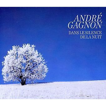 Andre Gagnon - importación de Estados Unidos Dans Le silencio De La Nuit [CD]