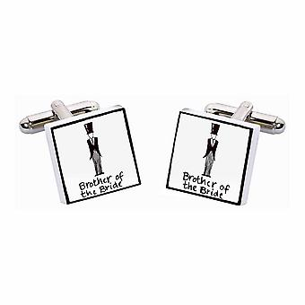 Sonia Spencer Brother of the Bride Wedding Cufflinks, Wedding Party Cufflinks