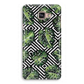 Samsung Galaxy A5 2017 Full Print Case - Geometric jungle