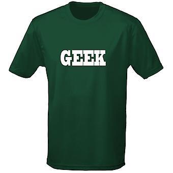 Geek Mens T-Shirt 10 Colours (S-3XL) by swagwear