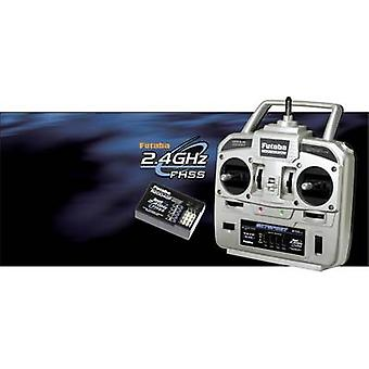 Futaba Skysport T4YF Handheld RC 2,4 GHz No. of channels: 4