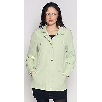 Womens microfiber outerwear Coat David Barry 684