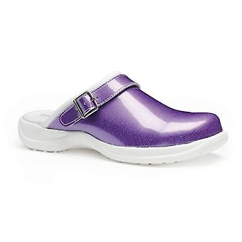Ultra Lite Clogs Shiny Purple