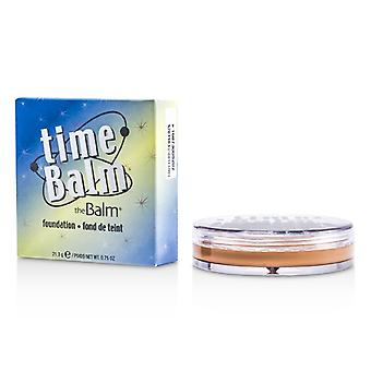 TheBalm TimeBalm Foundation - # Medium/donker 21.3g/0.75oz