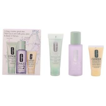 Clinique 3-Step Introductory Set Type 2 Dry Skin