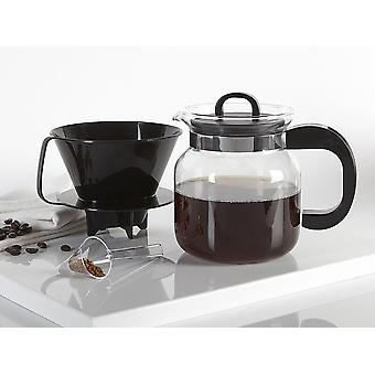Randwyck - Aroma Coffee Set with Filter and Scoop - 8 Cup