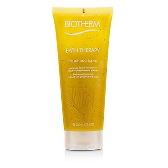 Biotherm Bath Therapy Delighting Blend Body Smoothing Scrub - 200ml/6.76oz